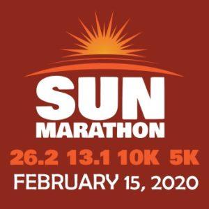 Sun Marathon Logo