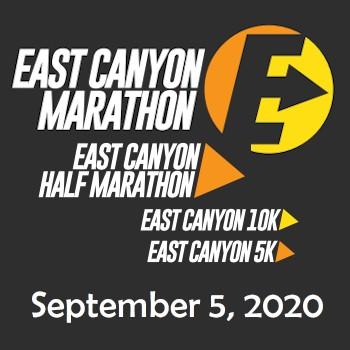 East Canyon Marathon Logo
