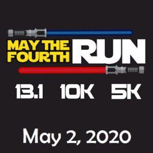 May The Fourth Run Logo