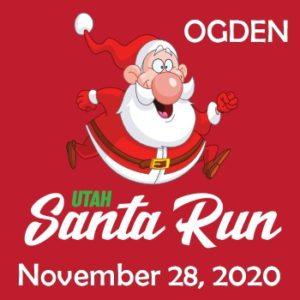 Santa Run Ogden Logo