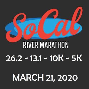 SoCal River Marathon Logo