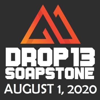 Drop 13 Race Logo