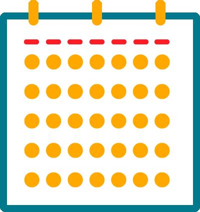 Utah Race Calendar Calendar Icon
